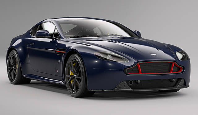 レッドブル・レーシングとコラボレーションしたヴァンテージS|Aston Martin