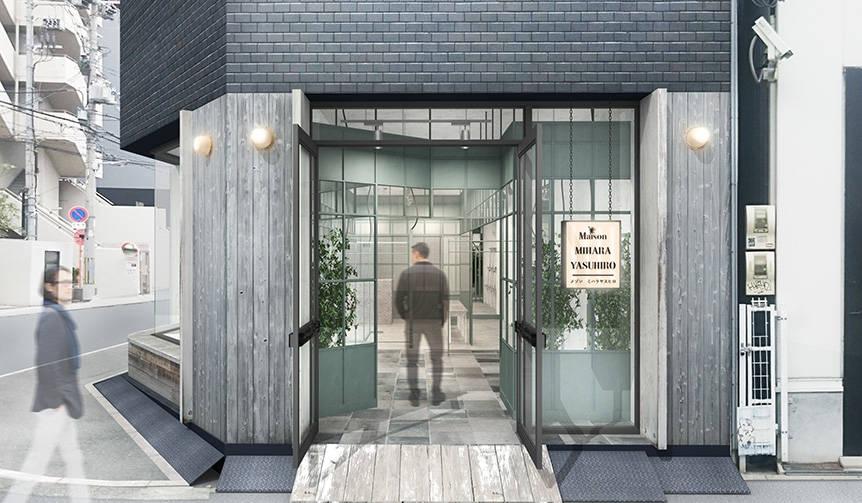 大阪の「メゾン ミハラヤスヒロ」がリニューアル|Maison MIHARA YASUHIRO