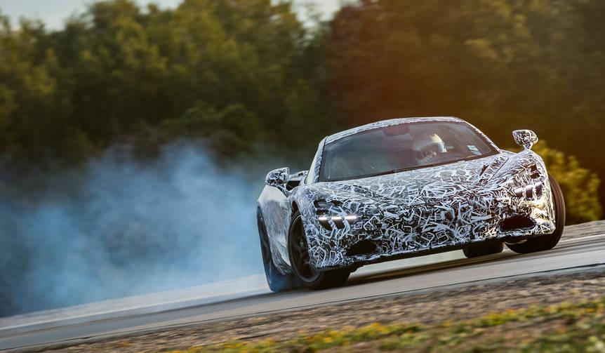 マクラーレン、ジュネーブで次世代モデルの発表を予告|McLaren