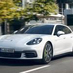 パナメーラのシューティングブレークモデル「スポーツ ツーリズモ」発表|Porsche