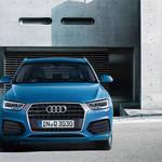 アウディQ3がスポーティにフェイスリフト|Audi