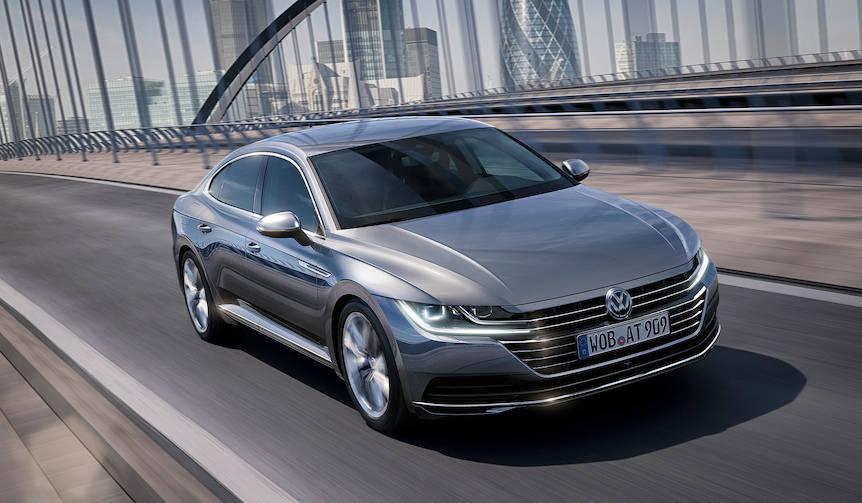フォルクスワーゲン、新型モデル「アルテオン」を発表 Volkswagen