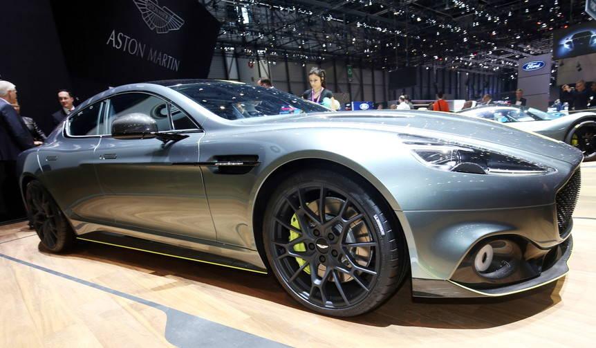 新ブランドAMRを発表し、2台のモデルを披露|Aston Martin