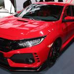 シビック タイプRの量産モデルをジュネーブショーで披露|Honda