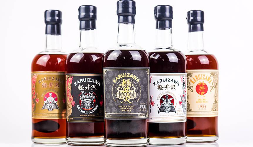 幻のウイスキー「軽井沢」がオンラインオークションに出品|EAT
