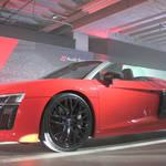 アウディ「R8スパイダー」「TTRS」「RS3セダン」を日本導入|Audi ギャラリー