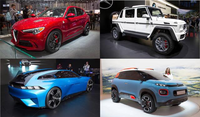 そろそろ上死点のSUVトレンドとポストSUVの出口戦略とは?|Geneva Motor Show
