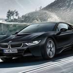 専用マットカラーを纏うi8の限定モデル|BMW