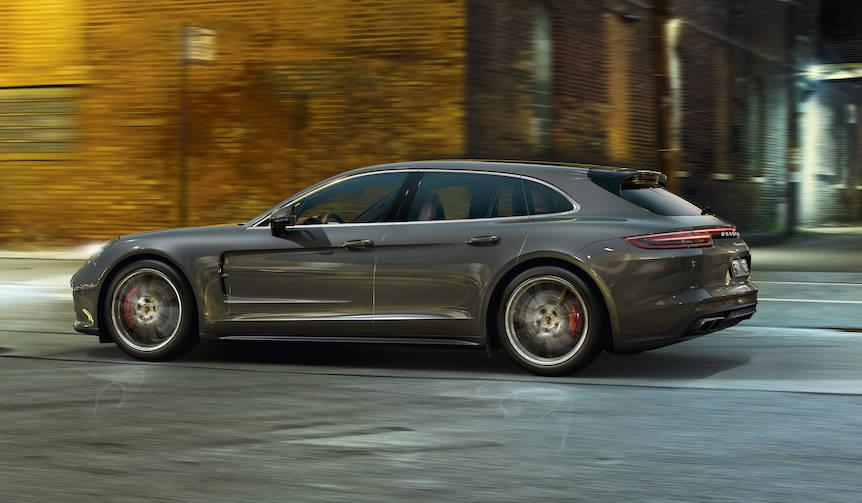 パナメーラ スポーツツーリスモの価格を発表|Porsche