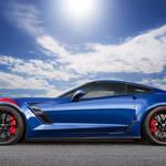 伝説のブルーを纏ったコルベット グランスポーツの特別仕様車|Chevrolet