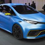 少ないEVと目立ったPHEVの関係|Geneva Motor Show