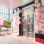 桜とロゼ アンペリアルを楽しめるポップアップラウンジ|MOËT & CHANDON