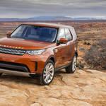 新型ディスカバリーに北米ユタ州で試乗|Land Rover