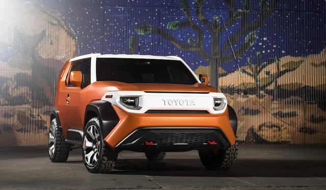 ニューヨークショーで小型SUVコンセプトをワールドプレミア Toyota