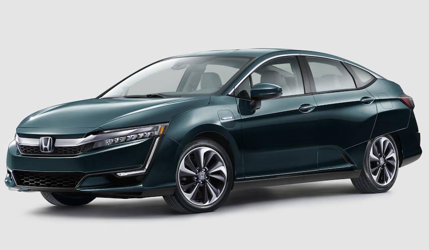 ホンダ クラリティにプラグインハイブリッドとEVモデルを追加|Honda