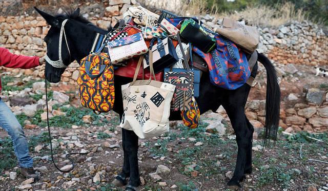 アフリカバッグを紹介するポップアップイベント|Vivienne Westwood