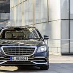 メルセデスの新型Sクラス、その進化|Mercedes-Benz
