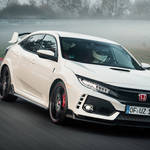 シビック タイプRがニュルブルクリンクでFF最速を記録|Honda