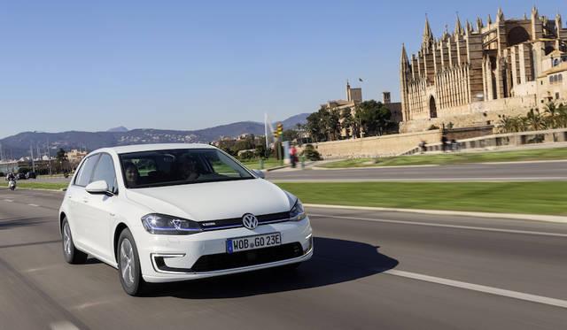 新しくなったeゴルフ&ゴルフGTEに試乗 Volkswagen
