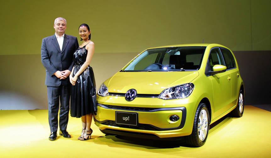 アップデートされたフォルクスワーゲンup!発売|Volkswagen