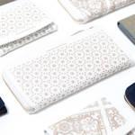 ネオジャポニズムデザインの印伝ブランド「URUSHINASHIKA」|DESIGN