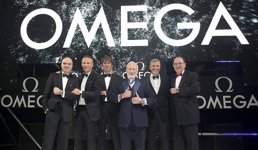オメガ・スピードマスター誕生60周年を記念した一夜限りのビッグイベント|OMEGA