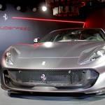 V12フェラーリ最速の812スーパーファスト、日本上陸 Ferrari