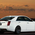 CTS-Vに国内4台限定の特別限定モデル|Cadillac
