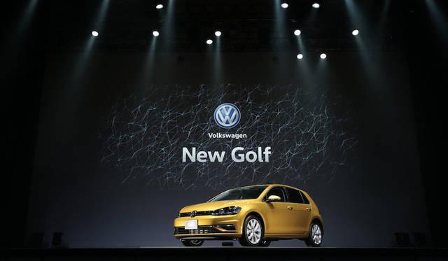 ゴルフ7が初のマイナーチェンジ Volkswagen