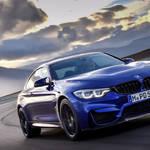 サーキット走行性を高めた「M4 CS」が60台限定で発売|BMW