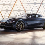 BMW「8シリーズ」のデザインスタディを公開|BMW