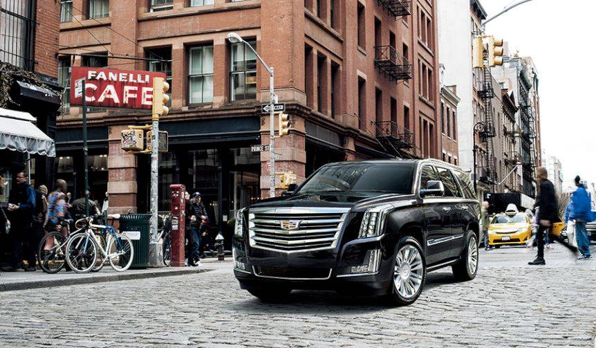 キャデラック エスカレードを仕様変更 Cadillac