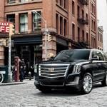 キャデラック エスカレードを仕様変更|Cadillac
