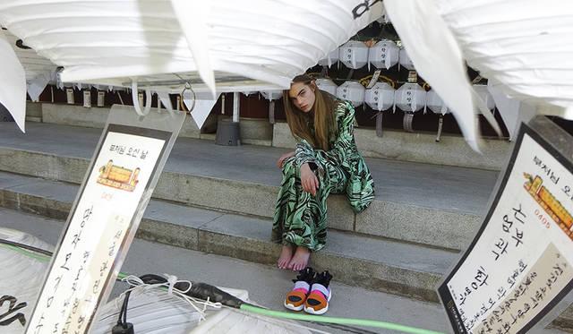 エミリオ・プッチが限定スニーカー『Sneakers of the World』|EMILIO PUCCI