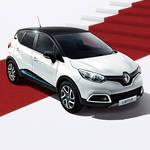 70周年となるカンヌ映画祭の名を冠したキャプチャーの限定車|Renault