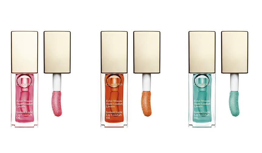 くちびるをケアしながら色づける「コンフォート リップオイル」に新色が登場|CLARINS