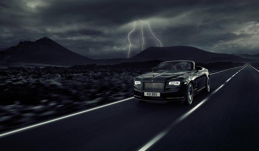 黒を纏った特別なロールス・ロイス「ドーン ブラック バッジ」|Rolls-Royce