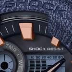 デニムモチーフのG-SHOCK「デニムドカラー」が新たに登場|CASIO
