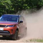 新型ランドローバー ディスカバリーに試乗|Land Rover