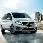 AMGラインを採用したスポーティなVクラスを設定|Mercedes-Benz