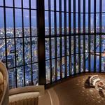 中之島フェスティバルタワー・ウエストの「天空のアドレス」コンラッド大阪|CONRAD OSAKA
