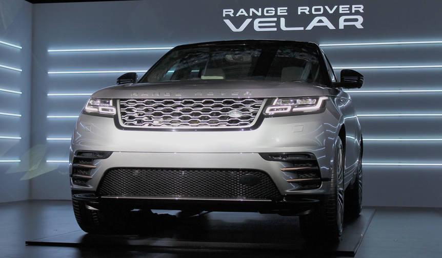 レンジローバー第4のモデル「ヴェラール」日本上陸|Range Rover