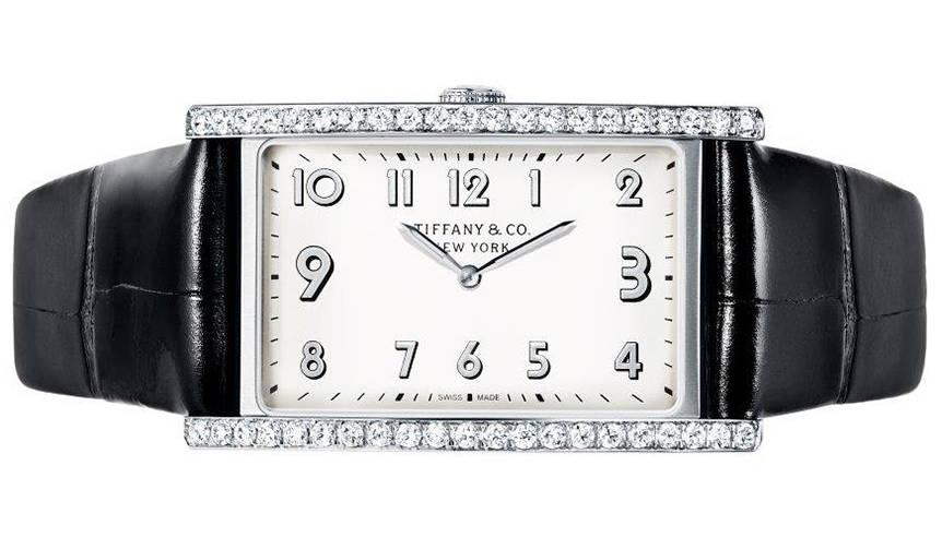 最高クラスのダイヤモンド計1ctを惜しげもなく用いた新作ウォッチ|TIFFANY & CO.