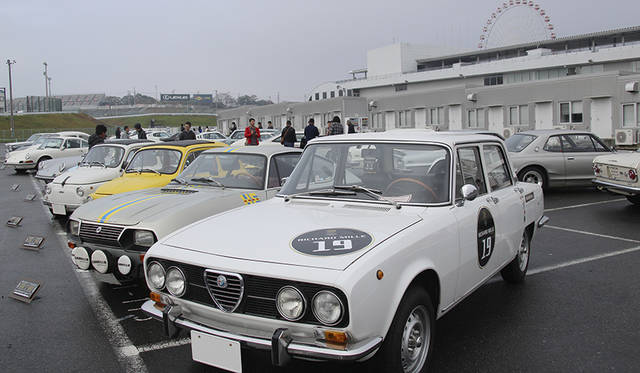 「RICHARD MILLE SUZUKA Sound of ENGINE 2017」開催|EVENT