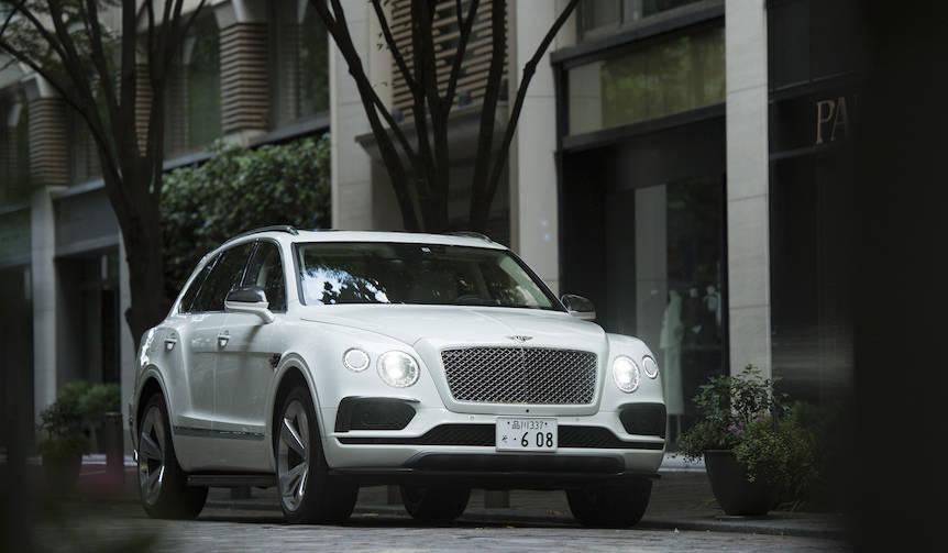 ベントレーが誇るSUV、ベンテイガの真価を探る|Bentley