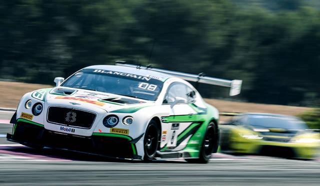 市販モデルをベースとするレースの頂点へ|Bentley