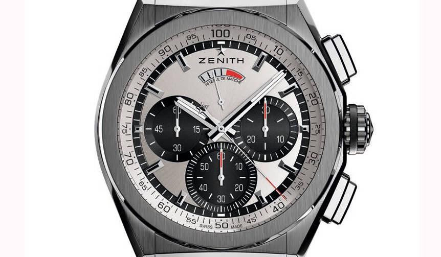 伝説のクロノグラフ「エル・プリメロ」は、ついに1/100秒計測の時代へ|ZENITH