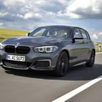 BMW1シリーズの内装デザインを一新。限定モデルも|BMW