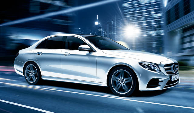Eクラスが装備内容変更。PHVモデルも追加|Mercedes-Benz