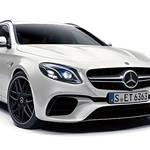 「メルセデスAMG E63」シリーズにステーションワゴンなどを追加|Mercedes-AMG